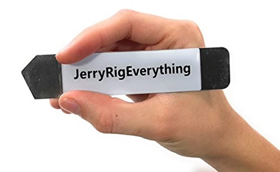 JerryRigEverything Metal Pry Tool, Spudger, Cell Phone Repair Professional Grade