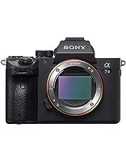 Sony I Sony Alpha 7 III | Full-Frame Aynasız Fotoğraf Makinesi ( 24.2Mp, 0,02sn hızlı odaklama, 4K video kayıt, 5 yönlü sarsıntı önleyici)