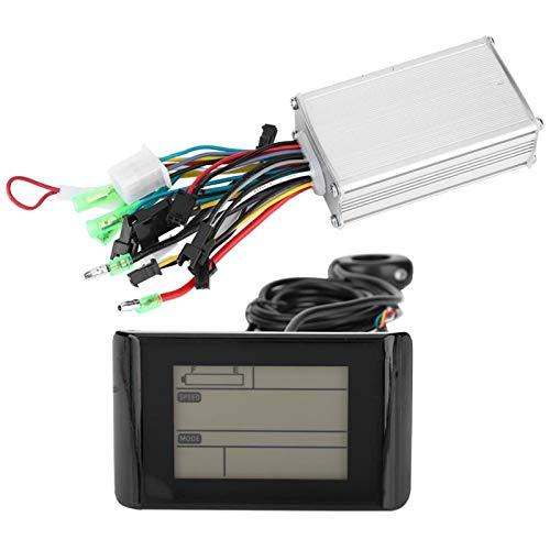 SALUTUYA Identificación Inteligente del Controlador del Motor, para Bicicleta eléctrica, Scooter(250W36V)