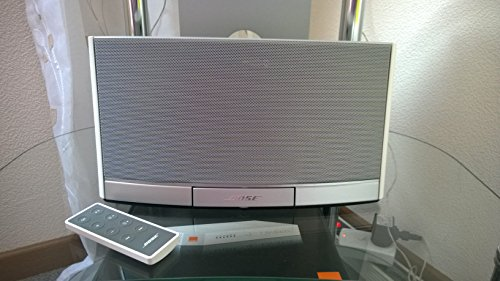 Bose SoundDock Portable White Lautsprecher für PC/MP3-Stationen