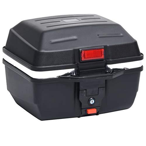 SHUJUNKAIN Maleta para Motos con Capacidad para un Casco 24 L Vehículos y recambios Piezas y Accesorios para vehículos Almacenamiento y Carga de vehículos Bolsas y Maletas para Motocicletas Negro
