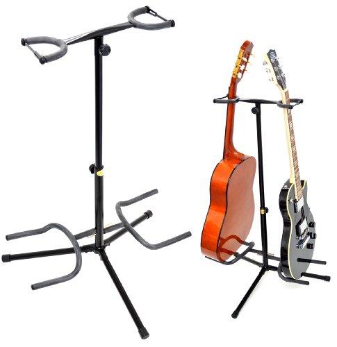 ts-ideen - Supporto per chitarra doppio