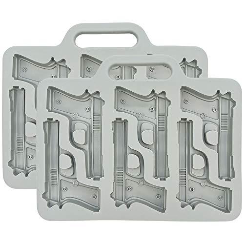 Fairly Odd Novelties Handgun Ice Cube
