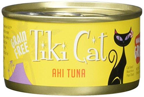十大提基猫罐头猫粮AHI 2020年