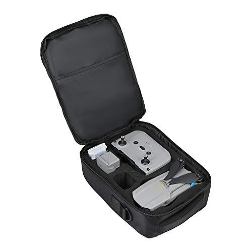 CUEYU Tragetasche für DJI Mavic Air 2 Drone, Portable Wasserdicht Tragetasche Travel Cover Case für DJI Mavic Air 2 Drone, Fernbedienung und Akku (Grau)