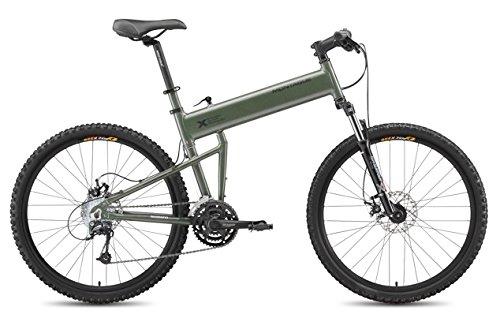 Mountain Bike Montague paratrooper châssis pliable en aluminium et accessoires