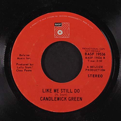 like we still do / doggie 45 rpm single