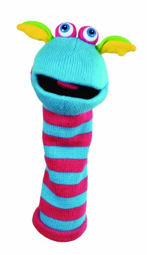 The Puppet Company Sockettes Scorch Monster Hand Puppet