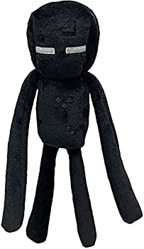 Enderman Plush Toys 8 /20cm  Enderman Game Plush Stuffed Black Toys for Gift(Enderman