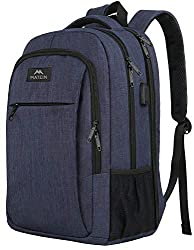 Anti-Theft Travel Backpack- 11 of the best travel accessories from the amazon store #travelclans #travelaccessories #men