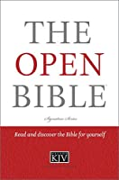 The Open Bible: King James Version (Signature)