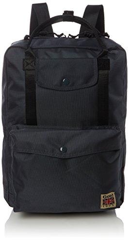 Gola Fransen CUB728 Unisex-Erwachsene Henkeltaschen 28x41x10 cm (B x H x T), Grau (Dark Grey/Black)