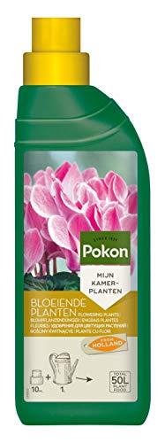 Pokon Blühpflanzen-Flüssigdünger, Pflanzennahrung, Blumendünger für alle Blüh- bzw. Blütenpflanzen, 500 ml