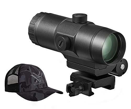 Vortex Optics VMX-3T Magnifier with Built-in Flip Mount with Vortex...