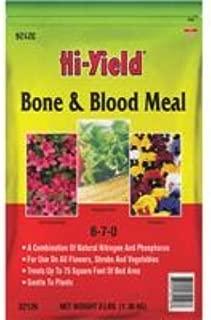 VPG Fertilome SAU030 3Lb Bone and Blood Meal