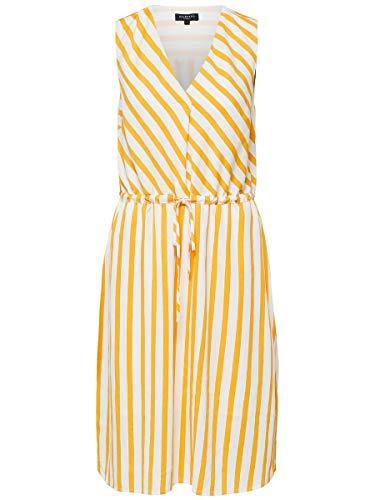 SELECTED FEMME Slfdorit Damina SL AOP Midi Dress B Vestido, Multicolor (Radiant...