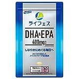 [Amazon限定ブランド] ライフェス DHA・EPA 30日分 (9617)