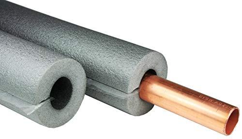 10 x Rohrisolierung, 1m mit 22mm Durchmesser, 13mm Isolierung, selbstklebend