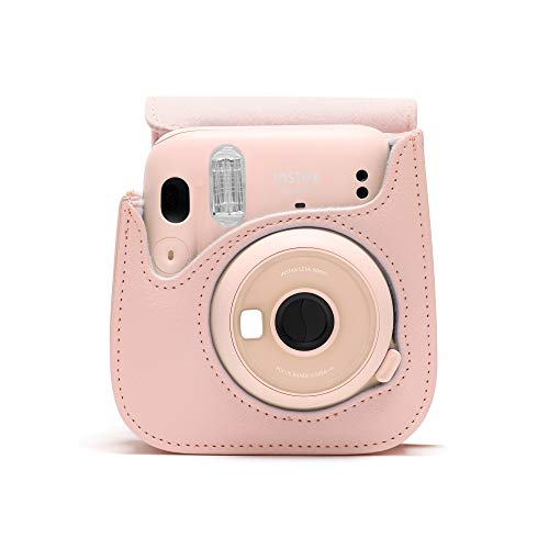 instax mini 11 camera case, Blush Pink