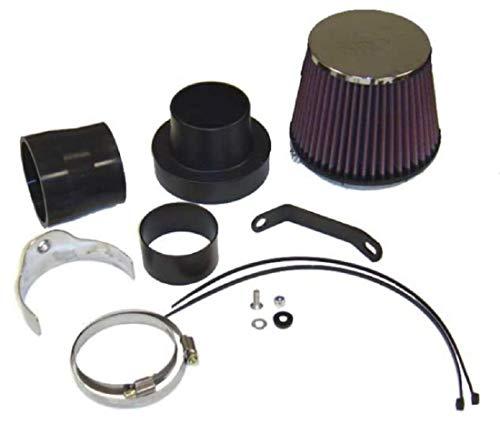 K&N 57-0371 Waschbarer und wiederverwendbarer KFZ Hochleistungsluftfiltersystem