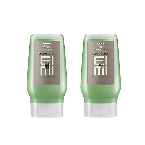 Wella Professionals Eimi Sculpt Force Flubber Gel DUO Pack 2 x 125ml by Wella Eimi