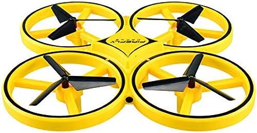 echa un vistazo a los más baratos Reloj Drone de inducción Altura Fija Aviones de de de Cuatro Ejes Detección de Gravedad Aviones de Control Remoto Infrarrojo Evitación de obstáculos  diseño único