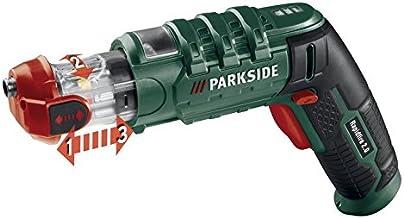 Parkside Atornillador inalámbrico, 3,6V, con 14puntas Rapidfire 2.0