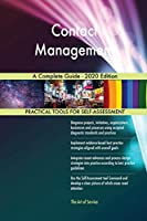 Contact Management A Complete Guide - 2020 Edition