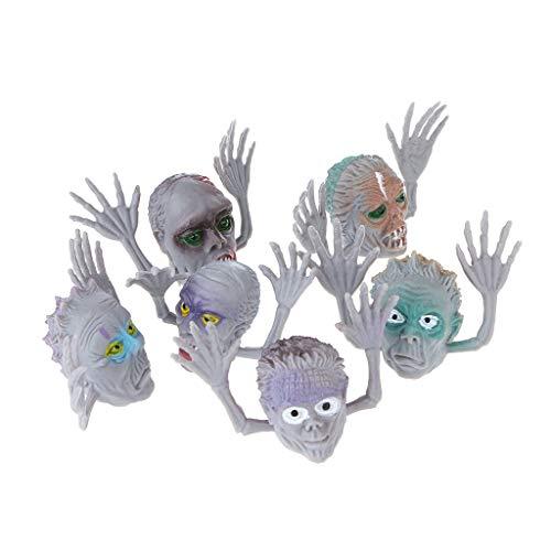 suoryisrty Fingerpuppen Puppe Horror Monster Puppe Halloween Beste Kinder Geschenk