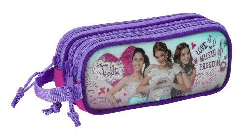 Violetta - Portatodo Triple, 21 x 9 x 7 cm (SAFTA 811347635)