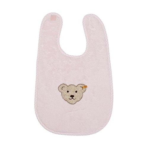 Baby-Lätzchen PINK BEAR von Steiff