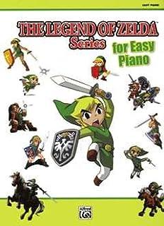 The legend of Zelda - gearrangeerd voor piano [Noten/Sheetmusic]
