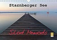 Starnberger See - Silent Moments (Wandkalender 2021 DIN A4 quer): Die schoensten Momente am Starnberger See (Monatskalender, 14 Seiten )