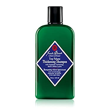 Jack Black True Volume Thickening Shampoo, 16 fl.oz.