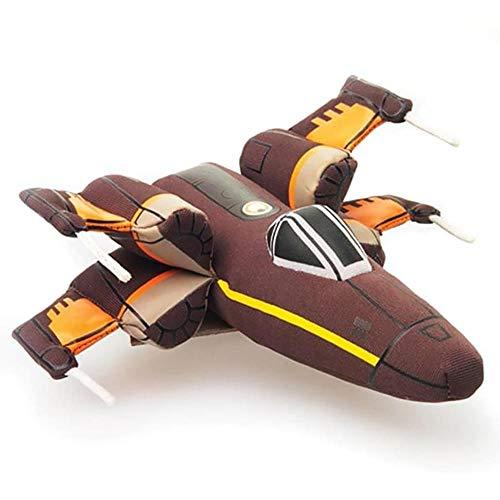 Joy Toy 10053 - Star Wars Plüsch Flugzeug X-Wing Fighter