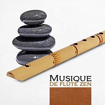 Musique de flûte zen: Mélodies asiatiques relaxantes, Harmonie toute la journée, Équilibre et bien-être