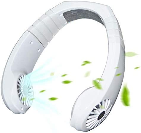 ShiSyan Fees free!! Personal Air Conditioner Neck Ranking TOP10 Cooler Smart Fan Portable