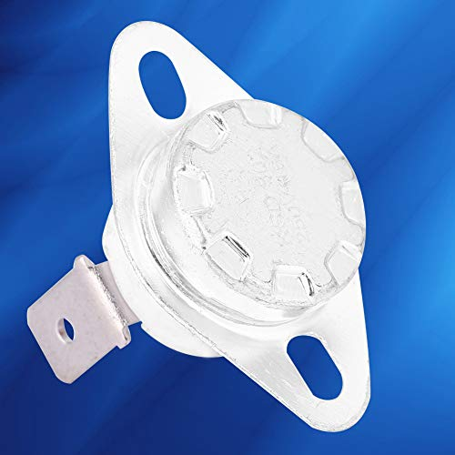 Termostato de temperatura del interruptor del termostato para uso industrial doméstico Diseño práctico(40℃)