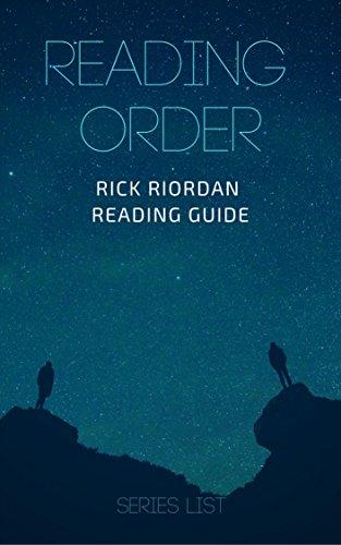 READING ORDER: RICK RIORDAN (English Edition)