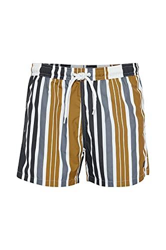 !Solid Herren Shorts Badehose 21104897, Größe:L, Farbe:China Blue (183918)