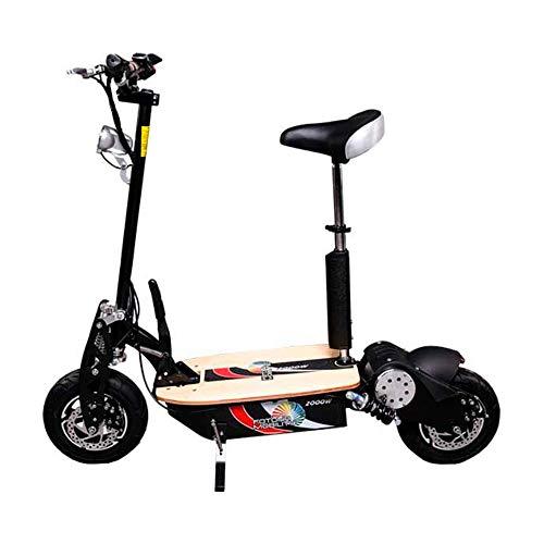 Fotona Mobility Patinete Eléctrico 2000W de 3 Ruedas hasta 55 km/h