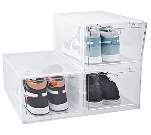 caja zapatos apilable de la marca BYFU