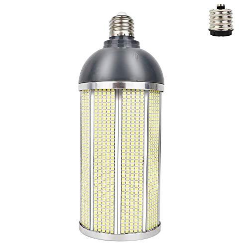 Intpro LED Light Bulb100W LED Corn Light Lmap Garage Light 10000LM E26 E39 5000K 85V~265V Super Bright LED Basement Lights for barn Workshop Warehouse Factory Backyard