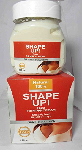 Shape Up 3 X 225g Must Up Breast Enlargement Enhancement Cream Best Result Your Bust