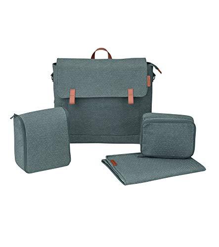 Bébé Confort MODERN BAG 'Sparkling Grey' - Bolso complemento para todos los cochecitos Bébé Confort, color gris