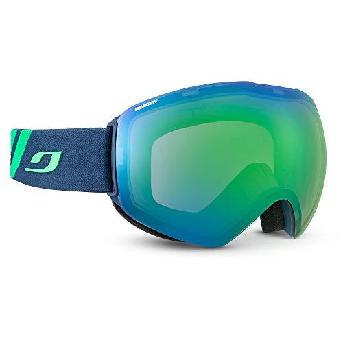 Julbo Skydome Skibrille Performance, blau-grün, NA