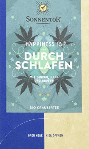 Sonnentor Bio Durchschlafen Tee Happiness is (1 x 27 g)