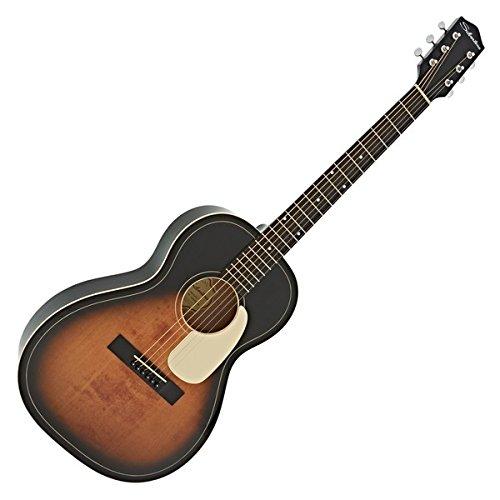 604AVS Parlor Body Acoustic Guitar in Vintage Sunburst