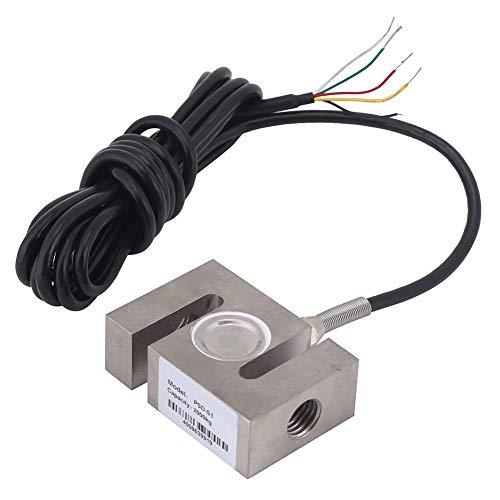 Load Sensor - S TYPE High Precision weegschaal sensor gewichtingssensor met kabel (grootte: 2000kg)