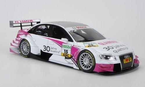 Audi A4 DTM, No.15, Audi Sport Team Rosberg, K.Legge, DTM Saison, 2010, Modellauto, Fertigmodell, Norev 1:18